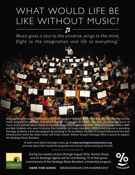 Saratoga Music Boosters