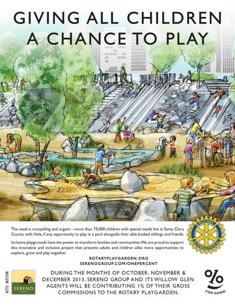 The Rotary Playground