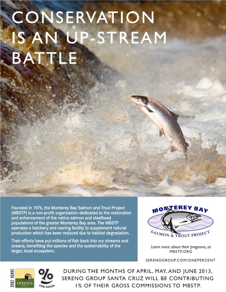 Monterey Bay Salmon & Trout Project