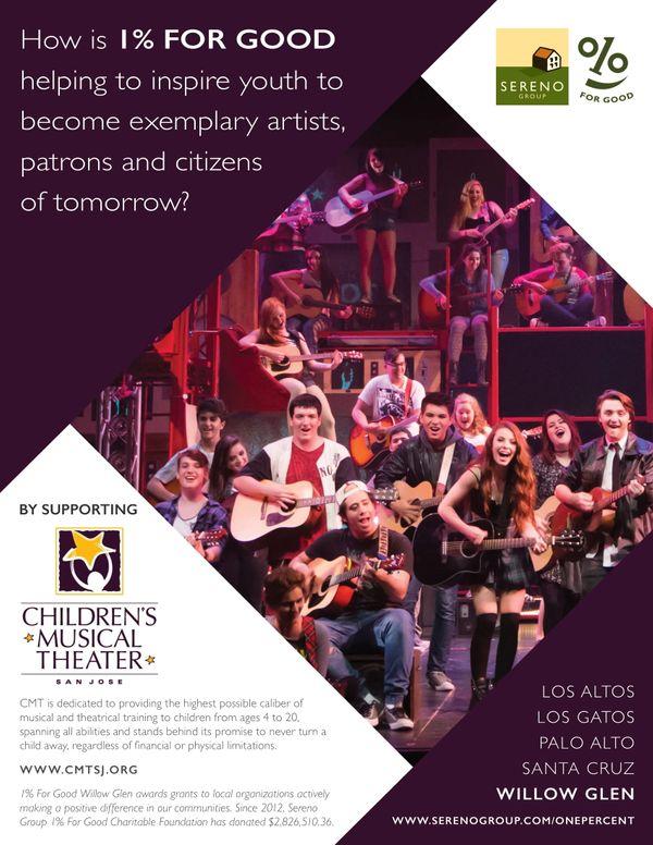 Children's Musical Theater San Jose (CMT)