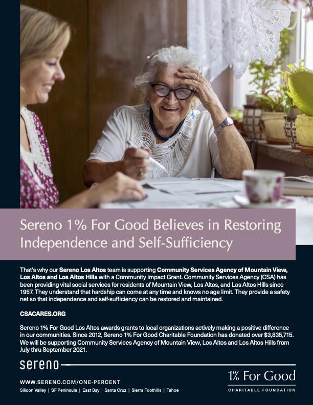 Sereno_OnePercent_LA_Community Services Agency_Flyer