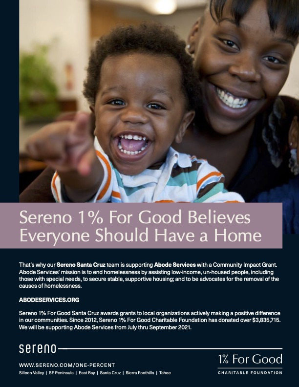 Sereno_OnePercent_SC_AbodeServices_Flyer